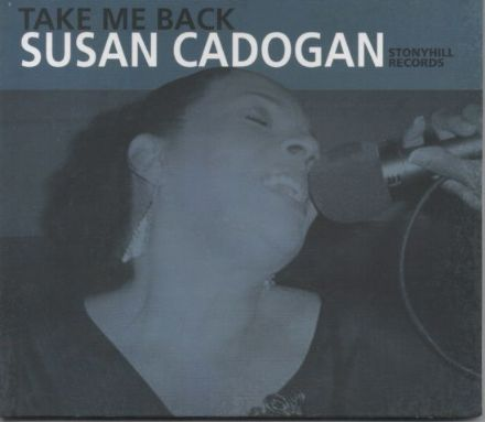 Susan Cadogan ‎– Take Me Back EP (Stonyhill Records) CD Single